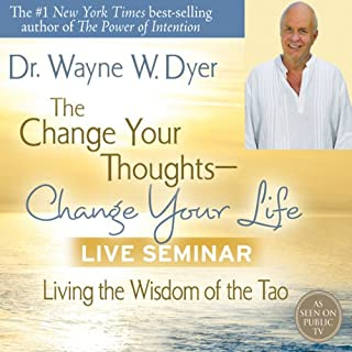 The Change Your Thoughts - Change Your Life Live Seminar cover art