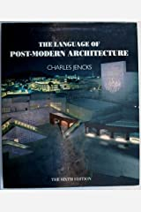 The Language of Post-Modern Architecture Hardcover