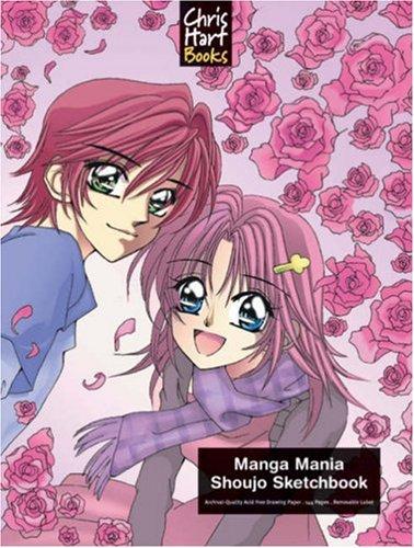 Manga Mania Shoujo Sketchbook