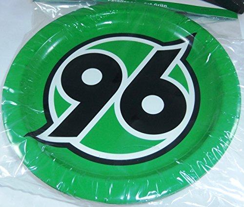 Hanovre 96 assiettes en carton Lot de 10/Assiette/Placa/Plate/Plaque H96