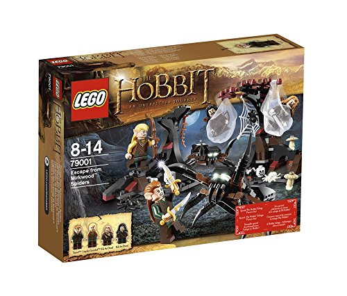 LEGO The Hobbit 79001 - Flucht vor den Mirkwood Spinnen