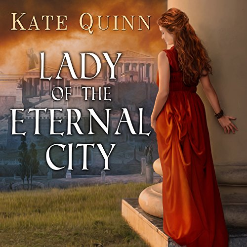 Page de couverture de Lady of the Eternal City