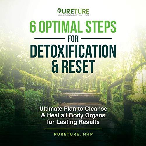 6 Optimal Steps for Detoxification & Reset cover art