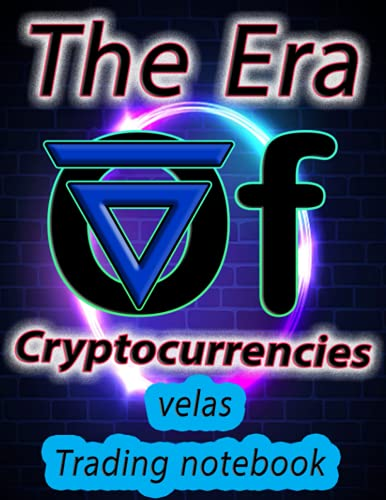 Crypto velas Trading Notebook for Cryptocurrency Market Traders and Investors: Cream paper 120 Pages with beautiful layout, great design, and organized tables.