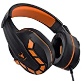 Kikc PS-4 Gaming Headset for PS4...
