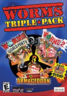 Worms Triple Pack - PC