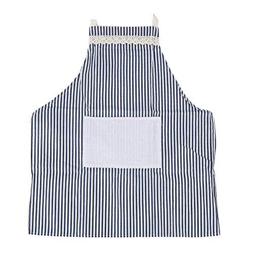 Belissy Paño Mangas Antifouling hogar Delantales con Bolsillos Accesorios de Cocina Cooking