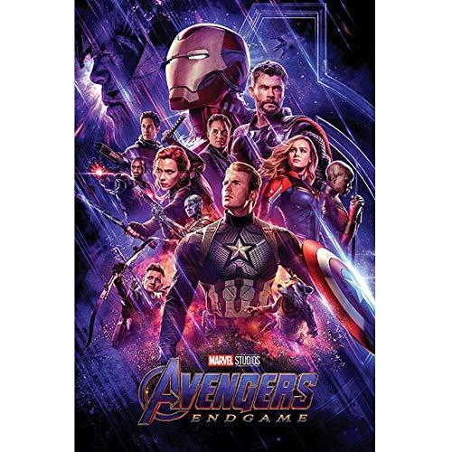 Marvel Comics Poster, mehrfarbig, 61 x 91,5 cm