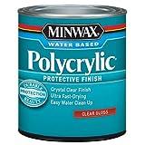 Minwax 65555444 Polycrylic Protective Finish Water...