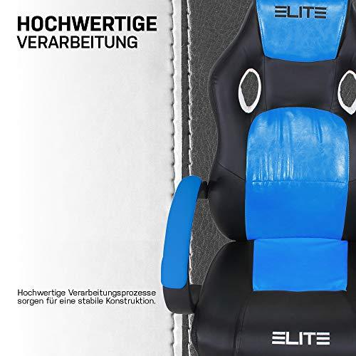 ELITE Racing Gaming Stuhl MG-100 – Bild 6*