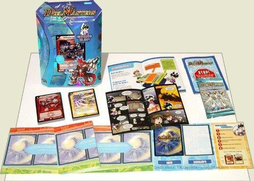 Duel Masters pack découverte pour 2 joueurs