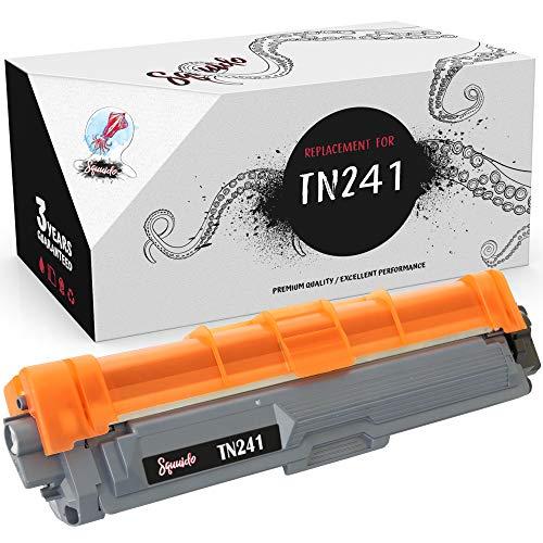 Squuido Schwarz Toner TN-241 242TN-241BK...