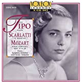 Maria Tipo Plays Scarlatti and Mozart