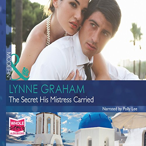 The Secret His Mistress Carried cover art