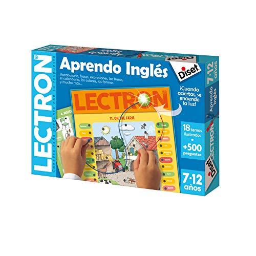 Diset - Lectron Lernen Sie Englisch - Education Game