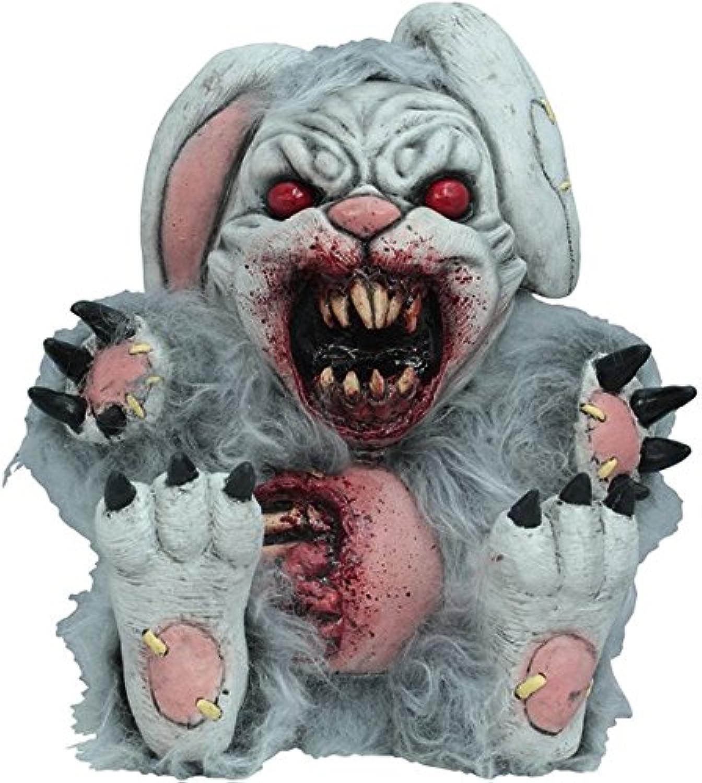Prop Bad Bunny 13  x 10.5  x 10.5  Prop Rabbit Fancy Dress Accessory