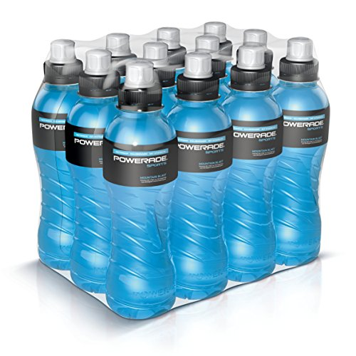 Powerade Sports Mountain Blast EINWEG, 12 x 500 ml