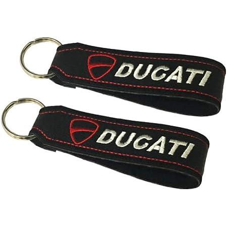 Ducati Corse Schlüsselanhänger 2020 Racing Team Offizieller Motogp Merchandise Artikel Bekleidung