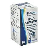 Trueyou Blutglukose Teststreifen 50 stk