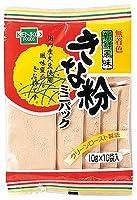 健康フーズのきな粉ミニパック(10g×10袋)×6個 JAN: 4973044039878