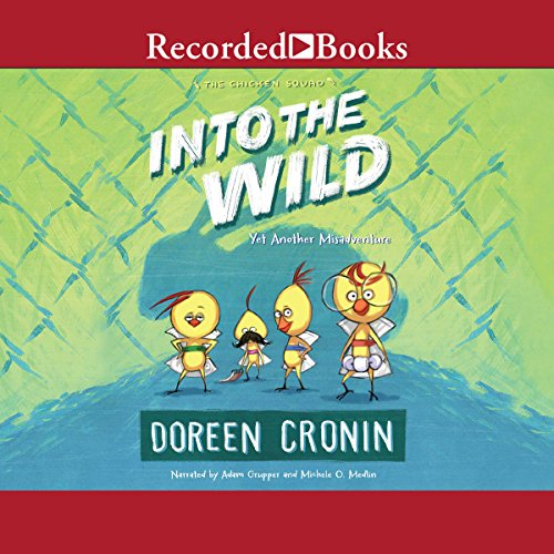 Into the Wild audiobook cover art