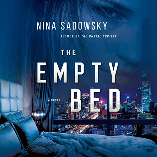 The Empty Bed audiobook cover art