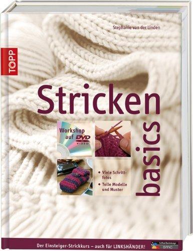 Stricken basics: Mit Kurs für Linkshänder! von Linden. Stephanie van der (2008) Gebundene Ausgabe