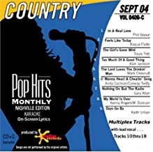 Pop Hits Monthly  COUNTRY Sept 2004