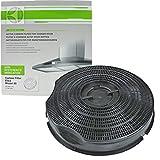 Genuine Electrolux EFI635 EFI640 Type 30 Charcoal Carbon Cooker Hood Vent Filter (235 mm x 46 mm)