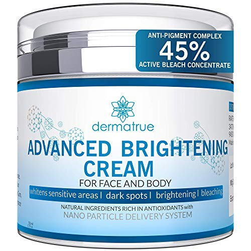 Dermatrue Brightening Skin Cream For Pigment Correcting With Nano Particle Delivery   Intimate Serum for Sensitive Parts   Underarm, Crotch, Nipple   Dark Spot Corrector