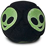 World Footbag Dirtbag Alien Glow-in-The-Dark Ink Hacky Sack Footbag