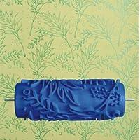15 cm Rodillo de Pintura de Pared con Dibujo de Árboles 044y