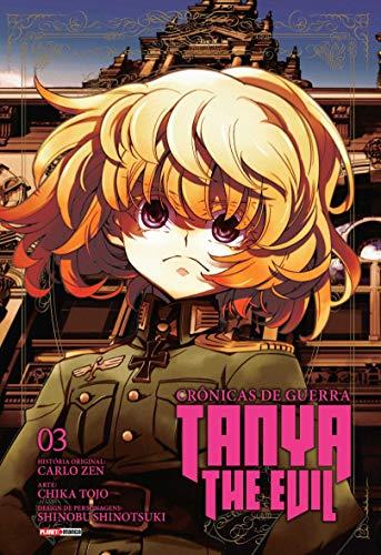 Tanya The Evil - Crônicas De Guerra Vol. 3
