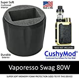 Vaporesso Swag 80W CUP HOLDER by CushyMod cover wrap skin sleeve case car mod vape kit