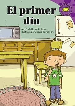Library Binding El primer dia (Read-it! Readers en Español: Story Collection) (Spanish Edition) [Spanish] Book