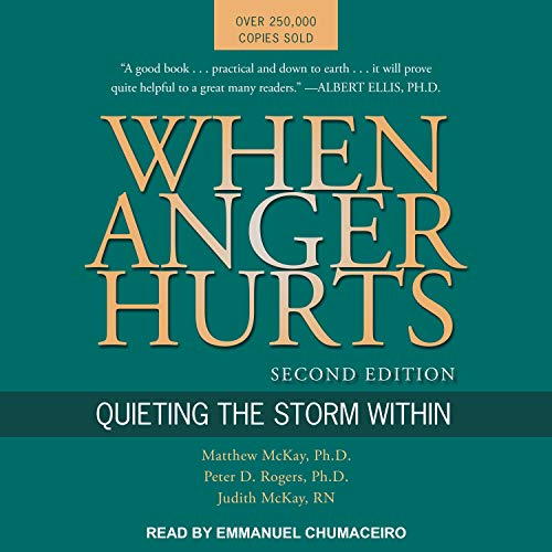 When Anger Hurts (2nd Edition) cover art