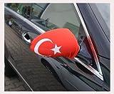 Phonepart Spiegelfahne Außenspiegelfahne der WM 2018 in Russand - Türkei
