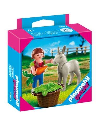 PLAYMOBIL 4740 - Special Kind mit Eselfohlen