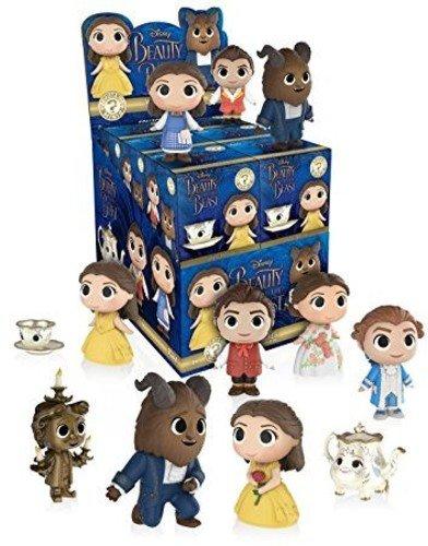 Mystery Mini: Disney: La Bella y la Bestia: una figura al azar