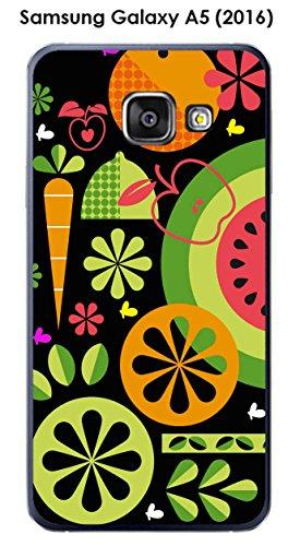 Onozo Carcasa para Samsung Galaxy A5 (2016) – A510F, diseño de Fruta