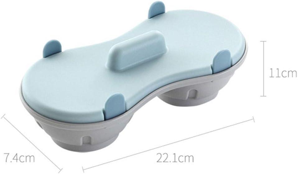TopHomer Utensilios de cocina para microondas y huevos escalfadores de microondas utensilios de cocina fritos