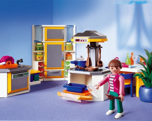 PLAYMOBIL 3968 - Einbauküche