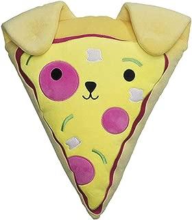 iscream Bubble Gum Scented Pupperoni Pizza Slice Embroidered 10