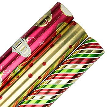 foil gift wrap