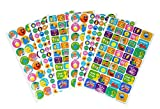 Sesame Street 400+ Fun & Reward Sticker Book | 6 Sheets | Incentive Stickers for Kids | Great for Teachers, Parents, or Caregivers
