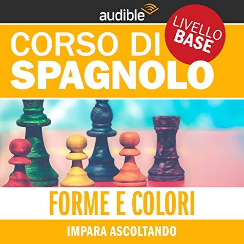 Forme e colori - Impara ascoltando copertina