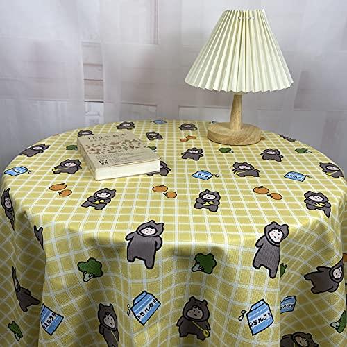 sans_marque Mantel de mesa, funda de mesa, adecuado para mesa de buffet, fiestas, cenas de vacaciones, mantel, 40 x 60 cm