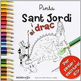 Pinta Sant Jordi I El Drac: 90 (Tradicions)