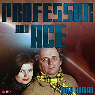 Professor & Ace: Only Human cover art
