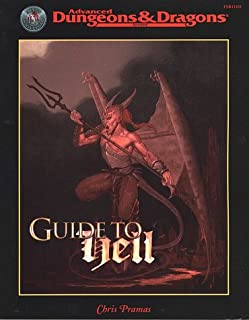 Guide to Hell (Advanced Dungeons & Dragons, 2nd Edition, Accessory/11431)